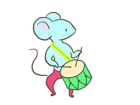 브라스 밴드 쥐 3