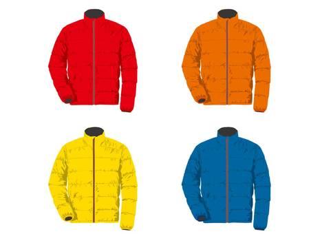 다운 재킷