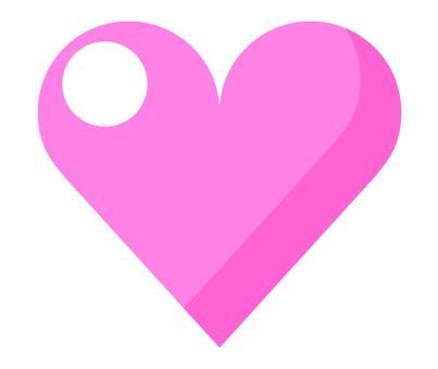 Cute heart 2