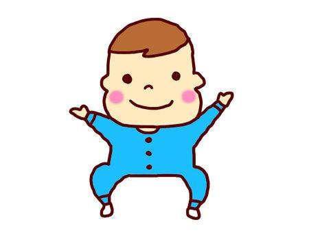 赤ん坊 赤ちゃん ベイビー