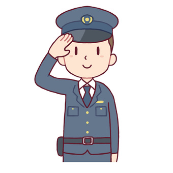 Police officer (male)