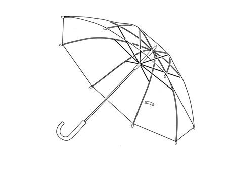 Vinyl umbrella 02