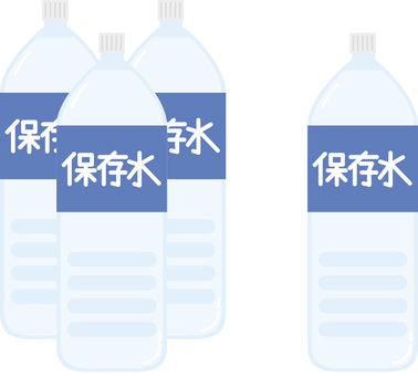 Water · Save water · Disaster prevention