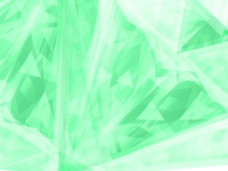 Glittery green texture
