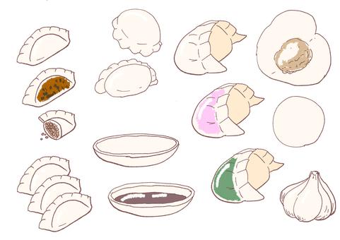 Dumpling set