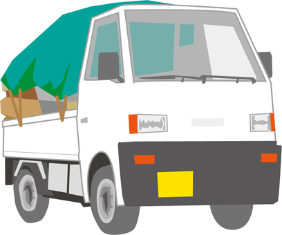 Light truck for resource recovery