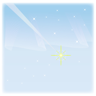 Flowing star (without eps)