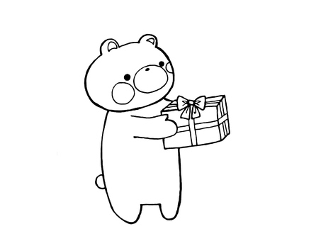 Present and 1 in Bear 1