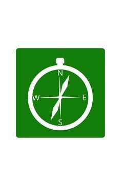 Borne magnet icon