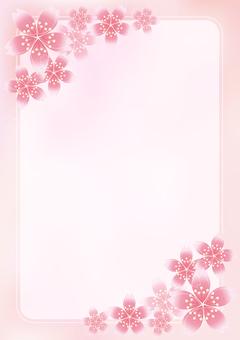 Sakura cherry tree & board 14