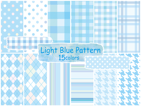 Background pattern light blue pattern wallpaper spring and summer cute pattern