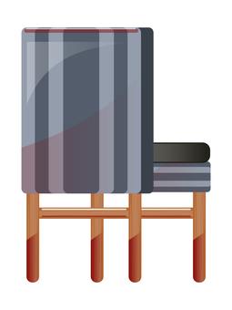 Antique furniture chair
