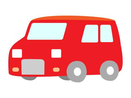 Auto (red)