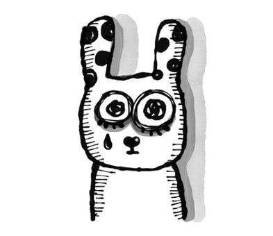 Rabbit crying