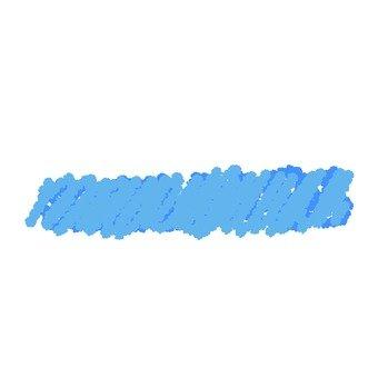 Crayon material 7