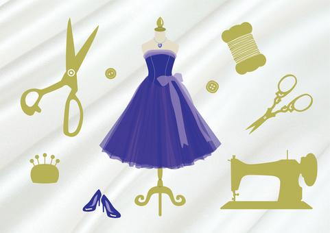 ドレスメーキング
