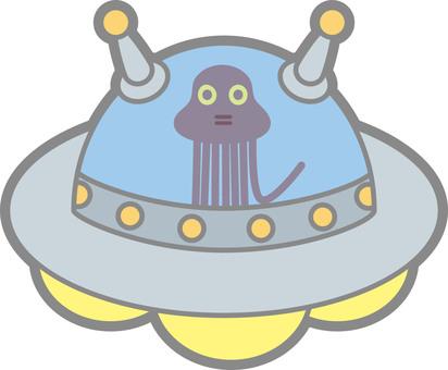UFO (문어 형 외계인)