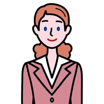 Women in suit (International)