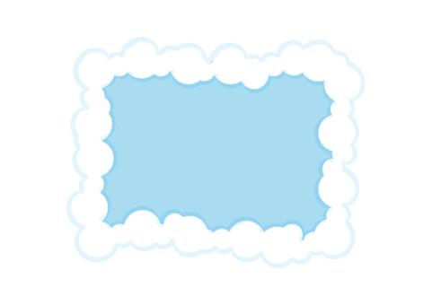 Cloud frame 02