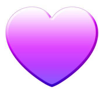 Heart _ Murasaki