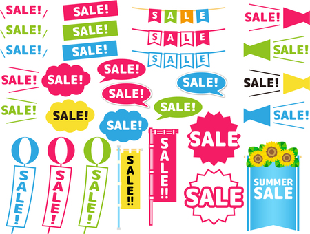 sale icon Various