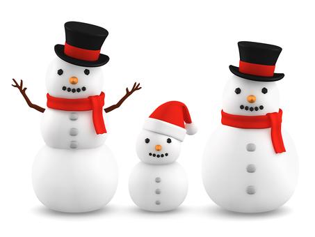 Snowman 02