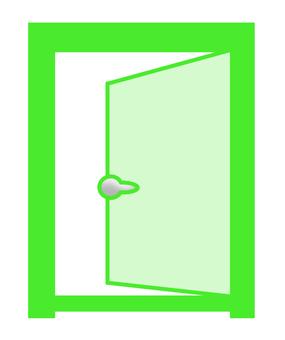 Open door 170430-3