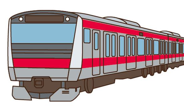 Keiyo Line E233 series