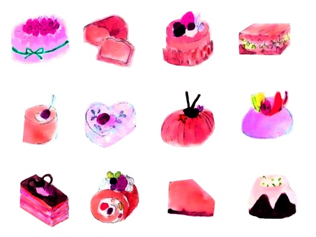 Various cakes · Part 3