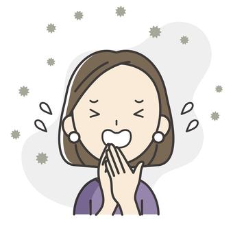 Sneezing 03