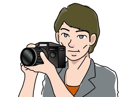 Single lens reflex (9) Male B