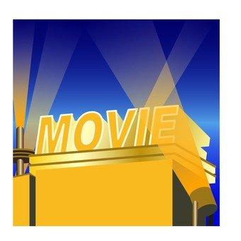 Movie opening