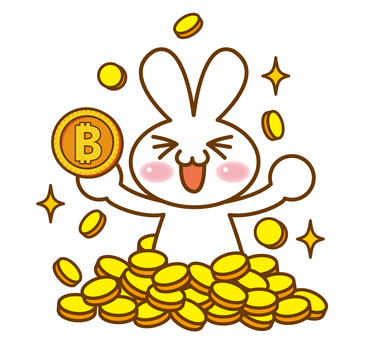 Bit coins and rabbits