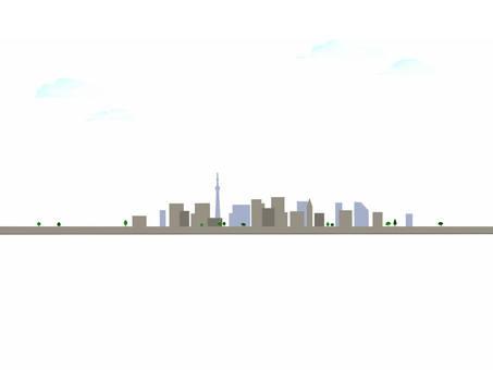 Building street line