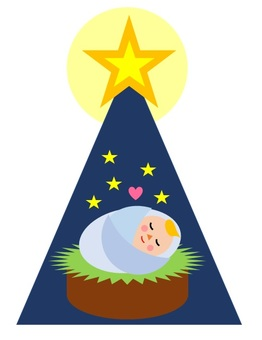 Christmas Jesus was born