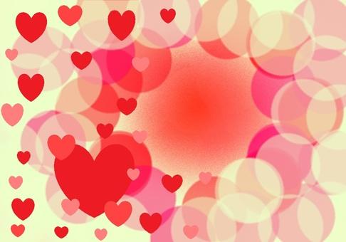 Love beam! Receiving the feelings of me