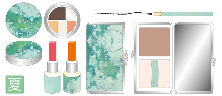 Makeup tools summer makeup cosmetics