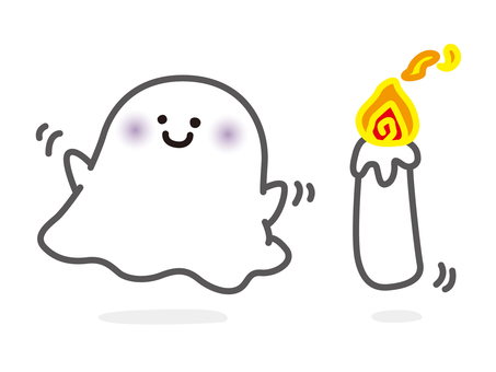 Ghosts & Candles