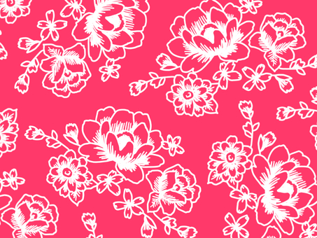 Taiwan Flower Cloth Wallpaper 1