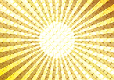 Gold sparkling 38