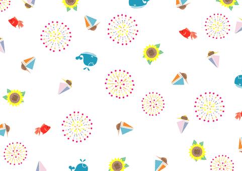 Summer pattern 2