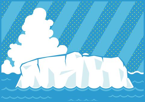 海と氷河2