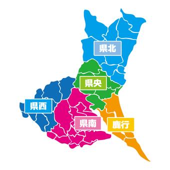Japan Map Ibaraki 03