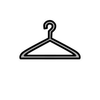 Wire hanger (with contour line)