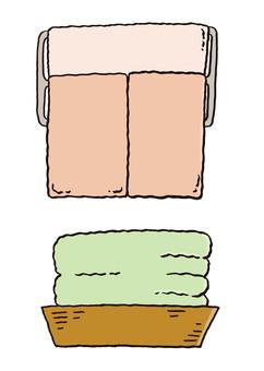 Towel set 1