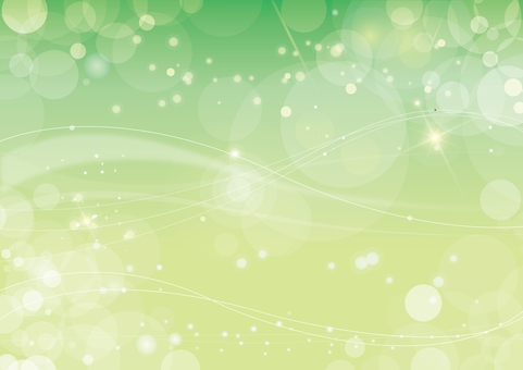 Glitter background material Green