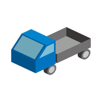 Light truck (no wire)