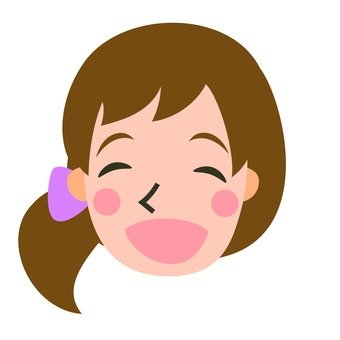 Facial expression - Laugh