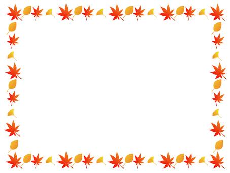 낙엽의 테두리 5