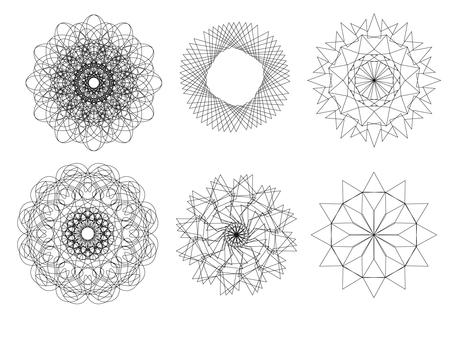 Lace pattern 1